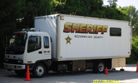 2003 Mobile Command Post - Rockingham County Sheriff