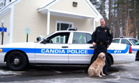 Police Car - Candia Police Department