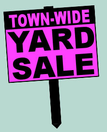 Candia Town Wide Yard Sale